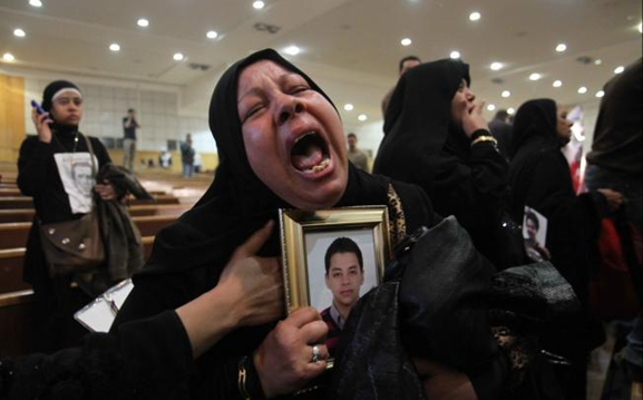 Tragedi Port Said Februari 2012, 21 Hukuman Mati