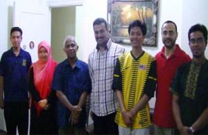 Lawatan Wakil Rakyat Malaysia Ke Kediaman Al-Banna