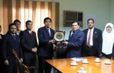 Kunjungan Rasmi ISMA Mesir ke Kedutaan Malaysia Kaherah