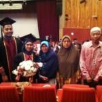Wawancara Bersama Graduan Mumtaz Universiti Iskandariah