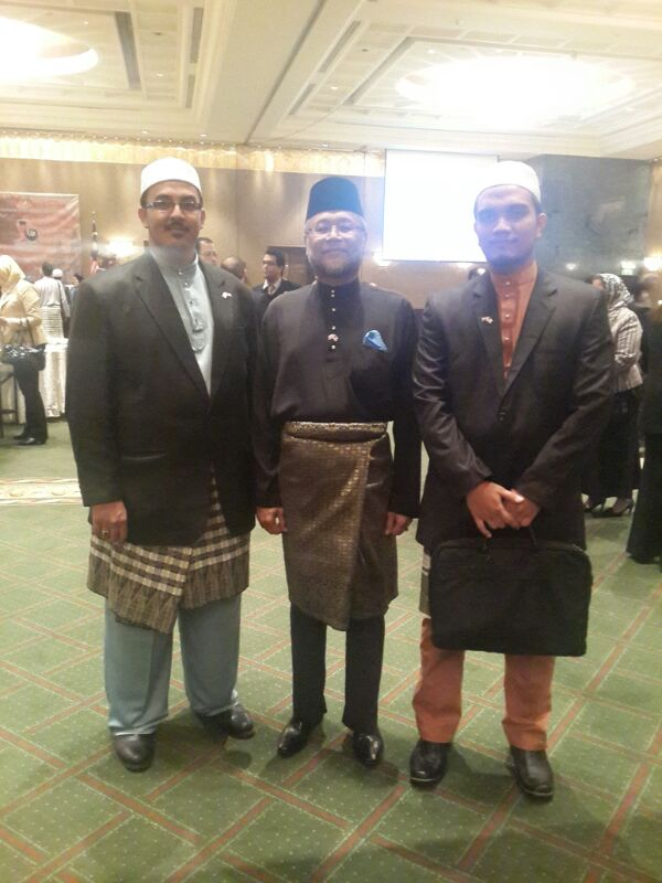 ISMA Mesir hadiri Sambutan Hari Malaysia  ke-56