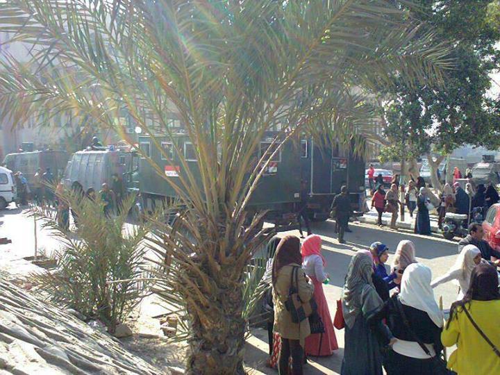 Huru-hara di Kuliah Banat al-Azhar