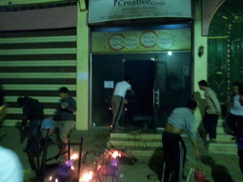 Mahasiswa Malaysia di Mesir diseru waspada, Melayu Resto diserang Molotov