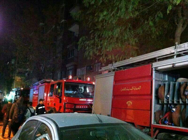 Takziah Buat Mangsa Kebakaran Sayeda Zainab