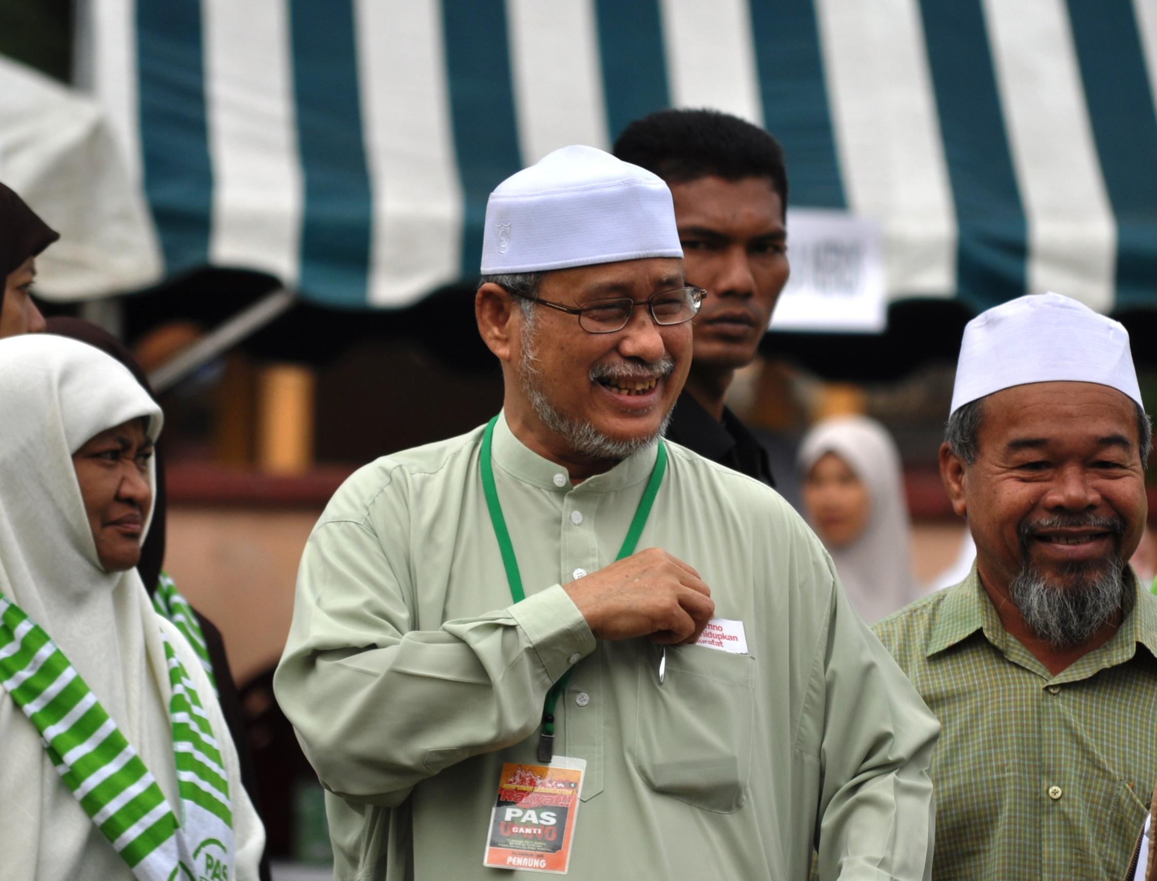 Ketua Ulamak PAS Kembali ke Rahmatullah
