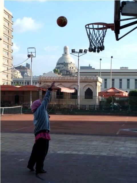Siswi Iskandariah: Makin Sihat, Makin Laju Beramal