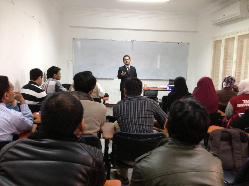 ISMA Mesir persiapkan jentera media