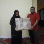 Khidmat Masyarakat Wanita ISMA Mansurah Bersama Yayasan Terengganu
