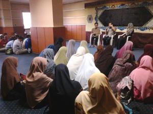 Sesi Perkongsian Bersama Doktor Pakar Wakil Misi Kemanusiaan