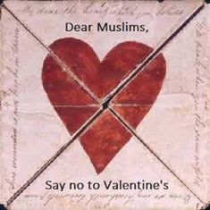 The 'V' Day: A Taboo Amongst Muslims?