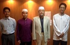 ISMA Mesir hadir Majlis Berbuka Puasa KBMK