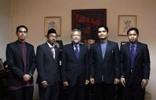 Kunjungan rasmi ISMA Mesir ke KBMK