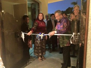 sumber gambar : Facebook page Arabic Calligraphy Exhibition by ASEAN Students in Egypt