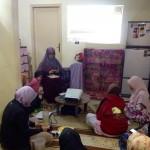 Mahasiswi berstatus ibu didik anak cara Islam