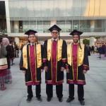 9 Ahli ISMA-Mesir Berjaya Menamatkan Pengajian di Iskandariah