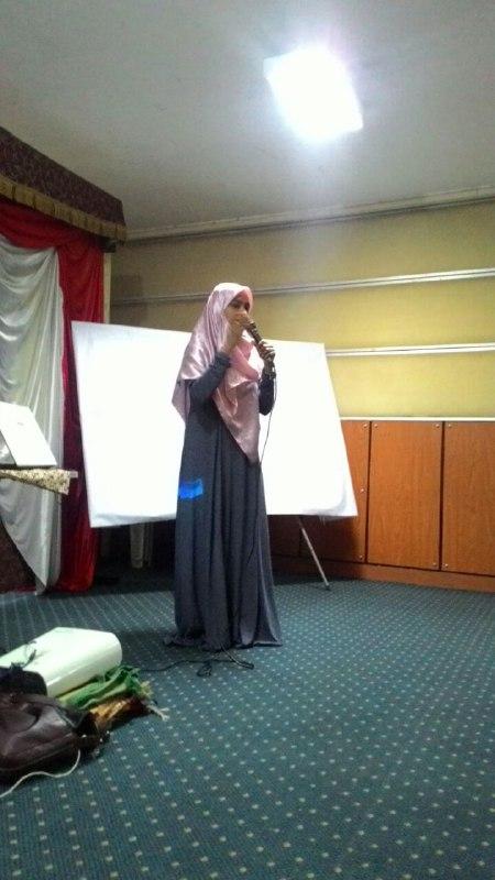 Isma Mesir lahirkan wanita tampil berani