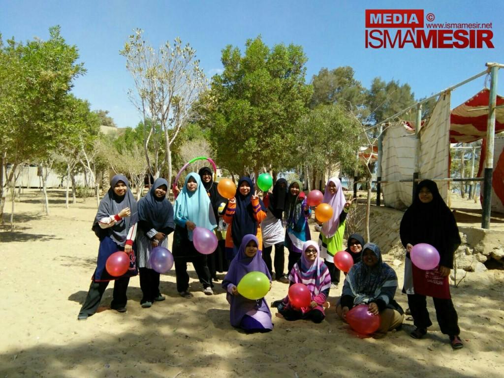 Jelajah Ain Suknah menarik minat Mahasiswi