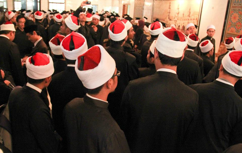 Mahasiswa Mesir mahu ke mana? Nak faham apa?
