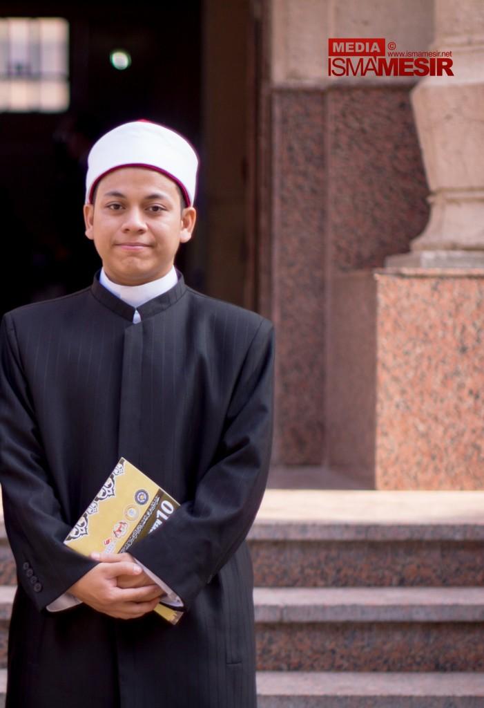Anugerah terunggul Al-Azhar: Aktivis Isma buktikan ilmu dan aktivisme tidak terpisah