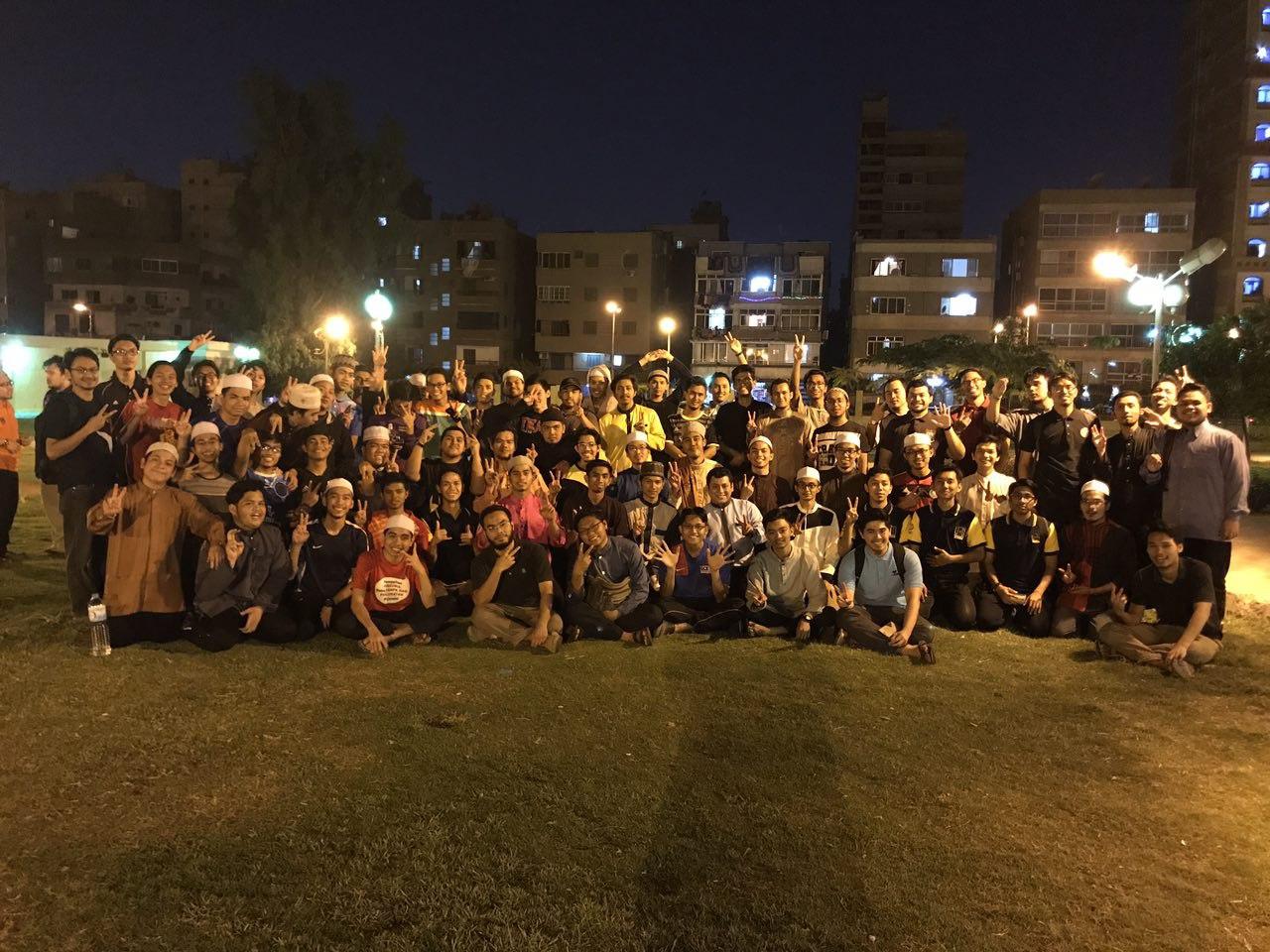 Hampir seratus hadiri iftor Isma Mesir