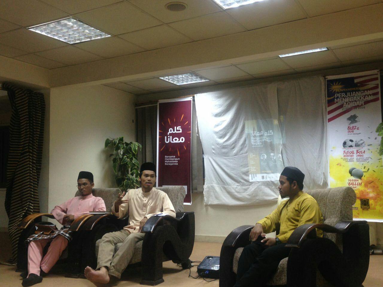 Perjuangan Melayu Dikenang di Bkan Johor Rabaah