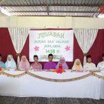 5 Pasangan Pengantin Dirai di Juwadah 2017