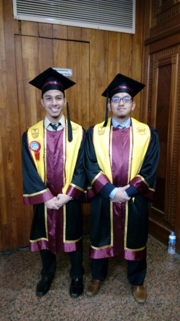 Aktivis Isma Mesir Iskandariah Capai Kecemerlangan Dalam Akademik
