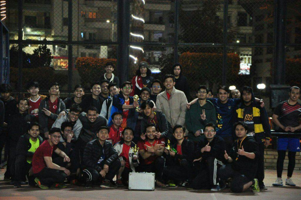 Liga Isma Mansurah 2019: Mengeratkan Ukhuwwah.