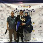 Berita | Anak kelahiran Johor Bahru berjaya bergelar doktor pergigian