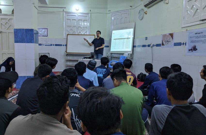TAMAR | Belajar Bahasa Arab Mesir, dapat sambutan mahasiswa Mansourah