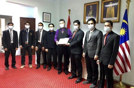 Kunjungan Rasmi Isma Mesir ke Kedutaan Besar Malaysia Kaherah