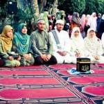 Tahniah Buat Pasangan Mempelai Meor Muhamad Azim dan Norhafizah