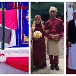 Tahniah buat 4 pasangan mempelai aktivis ISMA Mesir