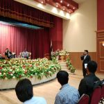 Isma-Mesir Memperkenalkan Agenda Pembinaan Mahasiswa Muslim Kepada Kedutaan Malaysia-Mesir Dan 30 Persatuan Mahasiswa Mesir.