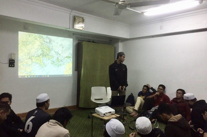Aktiviti   Ijtima' Am : Menanam Mas'uliyah Dalam Kalangan Ahli.