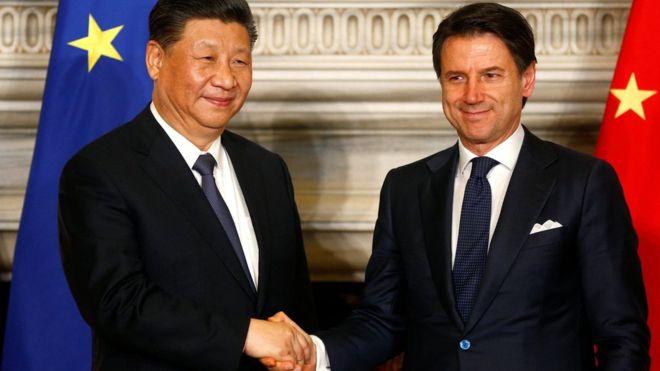 China, Covid-19 dan Kuasa Lunak